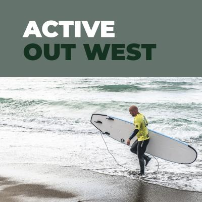 Active out west
